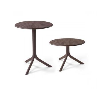Стол Nardi STEP CAFFE 40056.05.000 (Стол для сада террасы балкон)