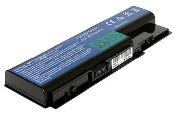 Battery Acer Aspire 5920 6530 6930 6920 8920 5520 5200 5300 5320 5530 5710 5720 Extensa 7230 7630 TravelMate 7230 7330 7340 7530 7539 7730 eMachines E510 E520 E720 G420 G520 G620 G720 Gateway MC78 MD24 MD26 MD78 11.1V 5200mAh Black