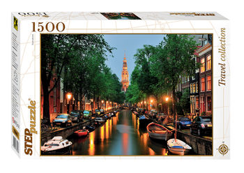 """Мозаика """"puzzle"""" 1500 """"Амстердам"""", код 40787"""