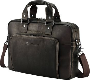 "купить 14.0"" NB Bag - HP Elite Top Load Colombian Leather Case, Brown в Кишинёве"