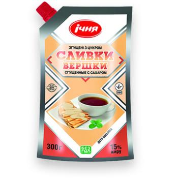 300 g. d/p ICNEA™SMANTANA dulce condensat  15%