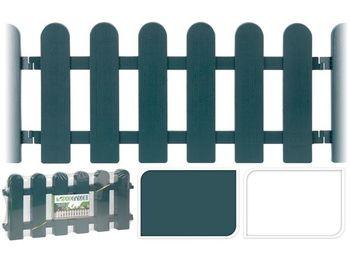 Забор для сада/огорода декоративный 55Х29cm, 4шт