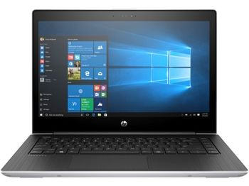 "HP ProBook 440 Matte Silver Aluminum, 14"" FullHD +W10 Pro (Intel® Core™ i3-8130U up to 3.40GHz, 4GB DDR4 RAM, 128GB SSD, Intel® UHD 620 Graphics, CardReader, Wi-Fi/AC, BT4.0, HDMI, VGA, 3cell, 720p HD, FingerPrint, RU, Win10 Pro, 1.63kg )"