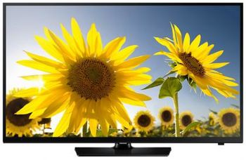 купить TV LED Samsung UE24H4070AU, Black в Кишинёве
