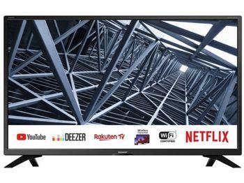 """SHARP 32BC4E (32"""", HD, SmartTV, Wifi+Lan)"""