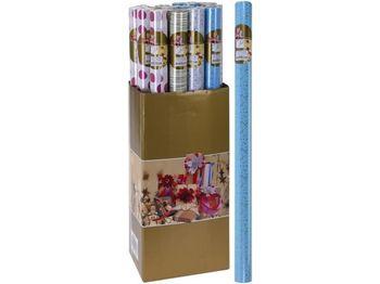 cumpără Hirtie de ambalaj pentru cadouri H70cm, L8m în Chișinău