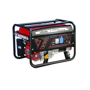 купить Генератор DTF3500 220 В 2.8 кВт бензин HAGEL в Кишинёве