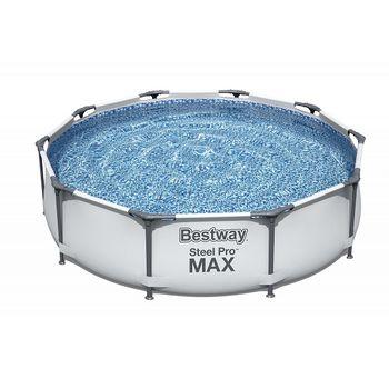 купить Bestway Бассейн метал каркас Steel Pro Max, 305x76 см в Кишинёве