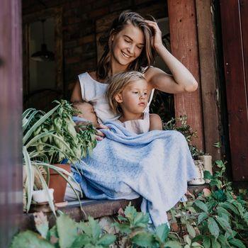 купить Покрывало La Millou Bamboo Tender Blanket Magnolia в Кишинёве