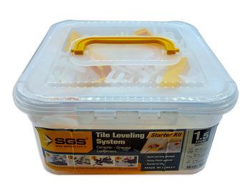 купить Система выравнивания плитки - набор из 50 клиньев и 150 зажимов, 2 мм, клещи выравнивающие - SGS6318 в Кишинёве