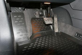 AUDI A-3 3D 2007->, Коврики в салон