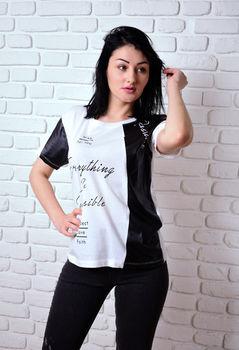 купить Женская футболка Simona ID 4064 в Кишинёве