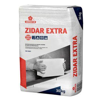 Supraten Кладочный раствор Zidar Extra 30кг