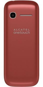 Alcatel One Touch 1046D Tiger Duos red eu