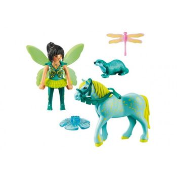 Enchanted Fairy with Horse, PM9137