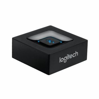 Logitech Bluetooth Audio Adapter Bluebox II 933, Multipoint Bluetooth, 15m range, Connection: RCA, AUX,  3.5 mm cable.