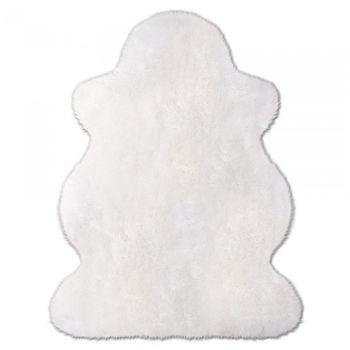 Шкура из молодой австралийской овечки, белая