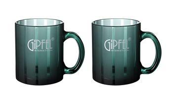 Чашка GIPFEL GP-7928 (стеклянная 2 шт)
