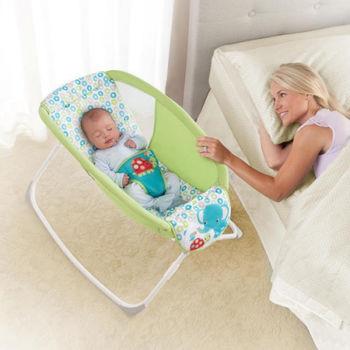 cumpără Bright Starts pătuc șezlong Playtime to bedtime Confetti în Chișinău