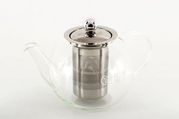 Ceainic p-u infuzie GIPFEL GP-8555 (din sticla(800 ml))