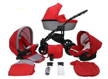 купить Mikrus Детская коляска Avinion 3 в 1 в Кишинёве