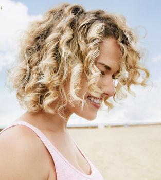 Текстурирующий Крем УПРУГИЕ ЛОКОНЫ - Для вьющихся волос