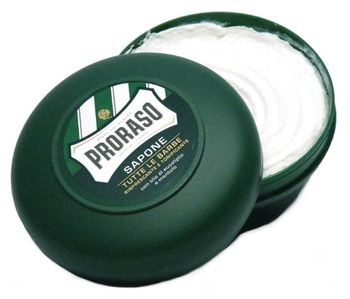 МЫЛО ДЛЯ БРИТЬЯ PRORASO GREEN SHAVING SOAP IN A BOWL 75ML