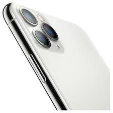 iPhone 11 Pro Max, 512 ГБ, серебристый