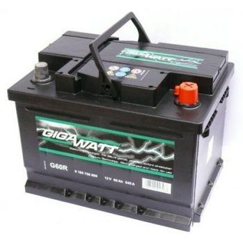 купить Аккумулятор Gigawatt 60Ah S4 004 в Кишинёве