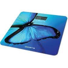 Персональные весы Polaris PWS1878DG Butterfly