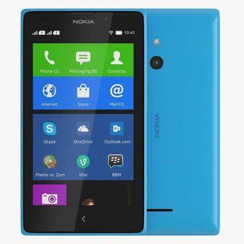 Nokia XL Cyan 2 SIM (DUAL)