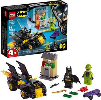 LEGO DC Super Heroes Бэтмен и ограбление Загадочника, арт.76137