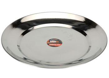 Тарелка 26cm, нержавеющая сталь