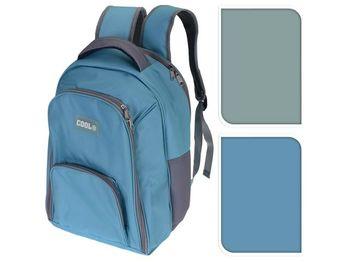 Сумка-холодильник рюкзак 12l, тканевая, 2 цвета 40Х10Х30