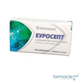 купить Еуросепт, табл. N20 (Eurofarmaco) в Кишинёве