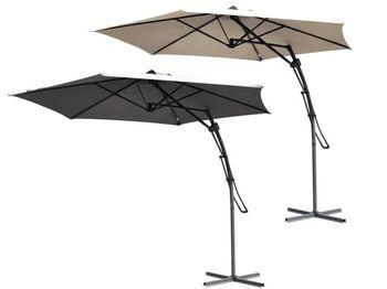 """Зонт для террасы D3m+"""" Х""""-подставка (система push-up)"""