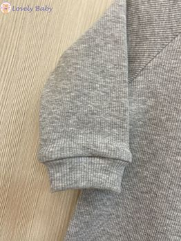 Комбинезон K01 серый