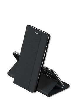 купить Чехол Flip Case Helmet  Xiaomi Redmi Note 8T, Black в Кишинёве
