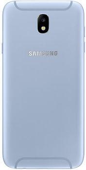 cumpără Samsung J730F Galaxy J7 (2017) Duos, Blue Silver în Chișinău