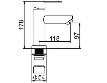 купить Смесители для умывальника LM71005 в Кишинёве