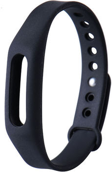 Xiaomi Mi Band Strap for MiBand 1/1S, Black