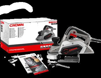 Crown CT14019X  (710 Вт, 82мм)