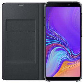 купить Чехол для моб.устройства Samsung EF-WA920 Wallet Cover , Black в Кишинёве