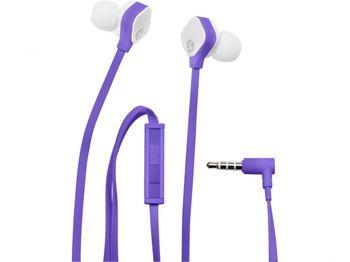 HP H2310 In-Ear stereo headset Intense purple