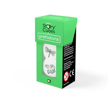 Rory's Story Cubes RCS12TCH  Prehistoria