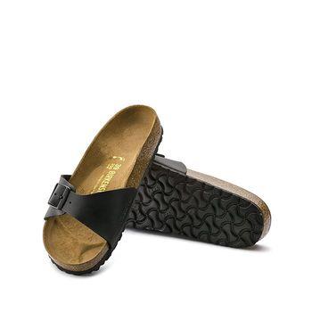 купить Сандали BIRKENSTOCK Madrid BS Black 0040791 в Кишинёве