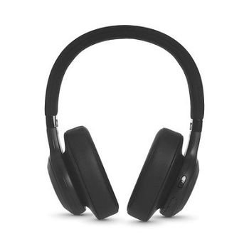 JBL E55BT / Bluetooth Headset, BT Type 4.0, Dynamic driver 50 mm, Frequency response 20 Hz-20 kHz, Battery Lifetime (up to) 20 hr, 3.5 mm jack, Black