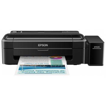 cumpără Imprimanta inkjet color Epson L312 Black în Chișinău