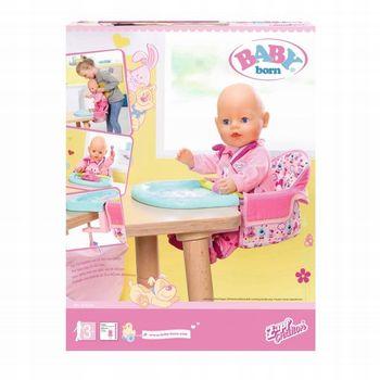 Стульчик для кормления подвесной для куклы, код 41952