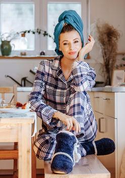 cumpără Pijama p-u dame KEY LNS 406 în Chișinău